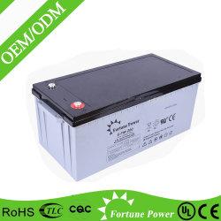 Sonnenenergie-Batterie-Speicher 12V der Qualität-200ah
