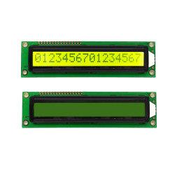 低消費電力カスタム文字ドットマトリクス LCD スクリーン 16 ピン 8bit パラレル Stn 16X1 LCD ディスプレイモジュール