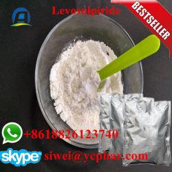 99% puro Pó Bruto Levosulpiride CAS 23672-07-3 fármacos antipsicóticos