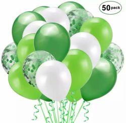 Feliz Cumpleaños Baby Shower Fiesta Decoracion globos de látex Suministro