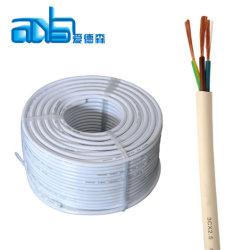 Soild ha incagliato il cavo di collegare elettrico di rame del PVC del CCA