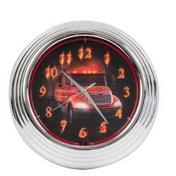 Tsc Neon Clock Travel Gift Luminous Clock Usa Market