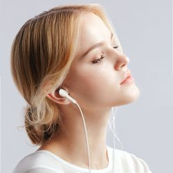 im Ohr-Kopfhörer Hearset für iPhone 7 8 Plusmaximaler Stereoproton x-Xr Xs maximale 11 verdrahtetes Earbuds mit Mikrofon-Draht-Steuerung (Bluetooth)