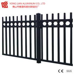 Feuchter Bereichs-Zaun hergestellt von Aluminum Profile