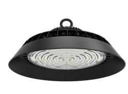 200W UFO Baie haute lumière LED Série IP65 de haute qualité intérieure de l'éclairage commercial avec le capteur de mouvement