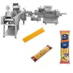 自動棒のパスタスパゲッティヌードルの水平の重量を量るパッキング包装機械