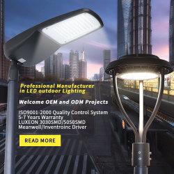 Luce stradale LED impermeabile IP66 60W 120W certificata ENEC