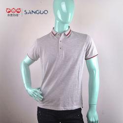 Golf su ordinazione delle magliette di polo degli uomini della maglietta di marchio del nuovo commercio all'ingrosso di stile