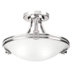 Jlc-H15 Lamp van het Plafond van het Glas van de Slaapkamer van het huis de Decoratieve Semi Gelijke