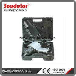 قوة فائقة تبلغ 6 أجزاء في الساعة 3/4 بوصات، مجموعة مفاتيح ربط تعمل بالهواء المضغوط UI-1101K