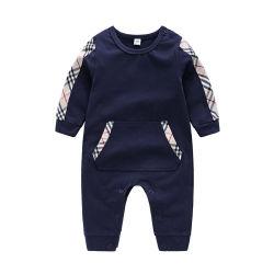 아기 아이 옷 긴 소매 Bodysuit 유아 착용 의복