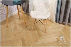 Chevrons Conception/placage de chêne/Engineered Wood Flooring/ Couleur du voyant