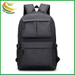 Loisirs Schoolbag Hommes et femmes de l'ordinateur sac sac à dos Sac à dos Chargeur USB pour ordinateur portable