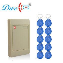 Leser Wiegand 26 Weigand 34 HF-Identifikation-Nähe-Kartenleser-Zugriffssteuerung Identifikation-RFID mit 10 Tk4100 Keyfob Marken geben frei