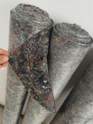 Haute qualité et sympathique de la protection anti-dérapant tapis en laine polaire peintre feutre absorbant
