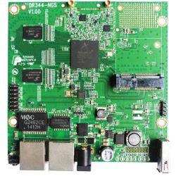 Zugangspunkt-Hauptrechner-Vorstand-drahtloses Motherboard integrierte mit drahtloser Radiobaugruppe 1X2.4G