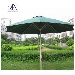 Un design classique chinois Fabrication personnalisée en usine en alliage aluminium parapluie 6063