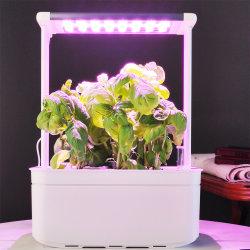 La culture hydroponique Smart jardin intérieur Herb Légumes Usine de semoir Pot de fleur de fournitures de bureau à domicile