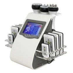 Meilleur professionnel de la cavitation Lipo Machine à ultrasons avec Gel Minceur RF et de la graisse
