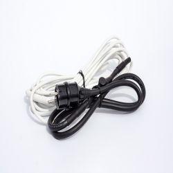 Commerce de gros de 6 m de fil chauffant en silicone pour Drainpipe