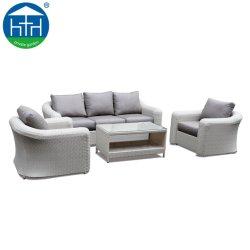 L'assurance qualité Hot Sale Exclusive PE Rotin meubles de patio en plein air