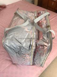 sacchetto del PVC del filo di acciaio di doppi strati di 0.2mm