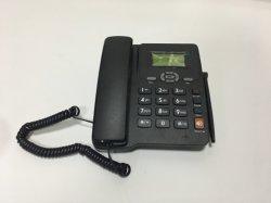 De dubbele GSM SIM Telefoon van het Huis met de Radio van de FM