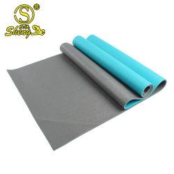 피트니스 사용자 지정 로고 친환경 역동형 방지 PVC Yogamat
