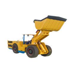 トンネル掘削用電動 Wjd-1.5 LHD 1.5 Cubic 、坑内採掘用