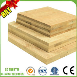 Hot Sale de la Chine carbonisé 30mm bord Grain Horizontal faux panneau contreplaqué décoratif bambou