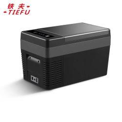 C25W facili fanno funzionare il frigorifero/congelatore portatili dell'automobile 12V per il frigorifero di campeggio