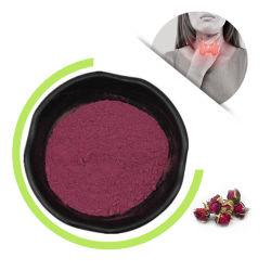 Clique em Hibiscus Exrtact flores com forte capacidade antioxidante