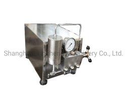 L'utilisation industrielle 30L/H Mini homogénéisateur
