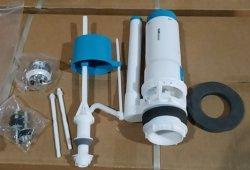 Montaggio del serbatoio della toletta per 2 PCS di ceramica