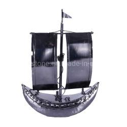 Decor van de Lijst van het Bureau van het Huis van de Boot van het Ijzer van het Schip van het Metaal van de Ambachten van de decoratie het Varende Model