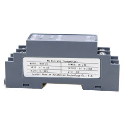 10Un sensor de corriente eléctrica con efecto Hall y la aplicación de Baja Tensión