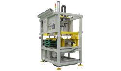 플라스틱용 서보 핫 플레이트 플라스틱 용접기 특수 용접 기계 팔레트