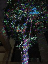 شعاع الرسوم المتحركة ليزر RGB 6.4 واط لمذرات ضوء الليزر لعيد الميلاد