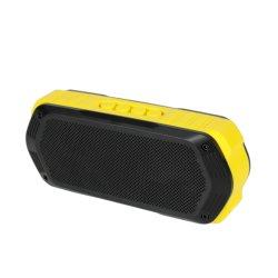 모델 F1u 이중 스테레오 Bluetooth 스피커 TF 카드 및 Aux 기능이 있는 방수 휴대용 스피커