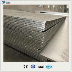 de Prijs van de Plaat van het Voedsel van Roestvrij staal dik 316 van 1.5mm per Kg