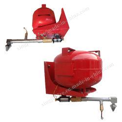 Electronic-Controlled 20L automático de gas FM 200 Sistema de Extinción