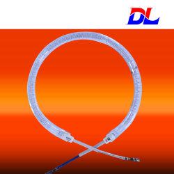 Venta de forma especial en caliente de halógeno de filamento calefactor de infrarrojos de cuarzo/Emisor de infrarrojos/Lamp