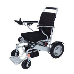 高齢者のための電力の車椅子を折る医療機器アルミニウム