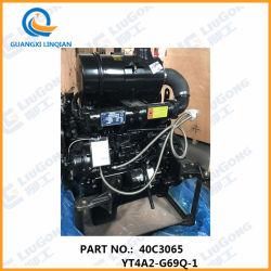 moteur diesel chargeuse à roues 40c3065/yt4a2-G69q-1 pour Liugong Clg816