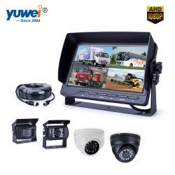 高品質1080P Ahd 7インチ車の後ろのカメラシステム
