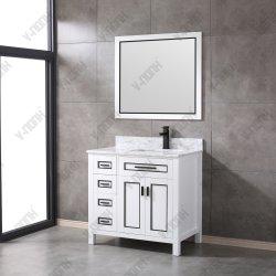 Venda por grosso de armários de banho mobiliário de madeira banheiro vaidade