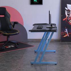 Nuevo diseño de MDF de alta calidad E1 Mesa de ordenador con luz LED