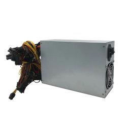 مصدر طاقة ATX 1800W فائق الكفاءة للتعدين بقدرة 80PLUS Platinum أثيري وحدة معالجة الرسومات (GPU) المعادن الاحترافية Rig