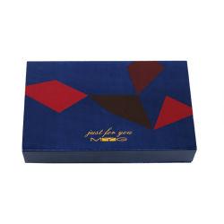 Magnetische Maschinenhälften-verpackenkasten-kundenspezifisches Geschenk, das für Kosmetik verpackt