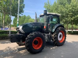 Suministro de la fábrica de 100 CV 120HP 130HP 140HP 150 HP HP de 160 200 180 CV 4WD de HP 210CV Maquinaria agrícola tractores agrícolas con la maquinaria agrícola